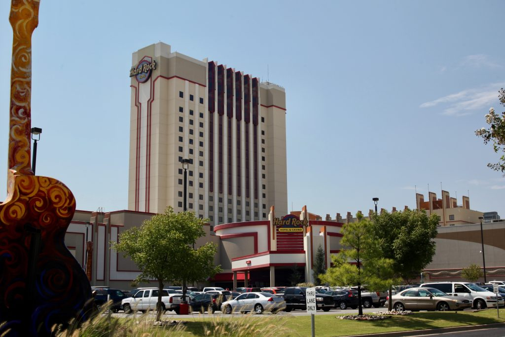 Hard Rock Hotel and Casino Tulsa, Catoosa, Oklahoma