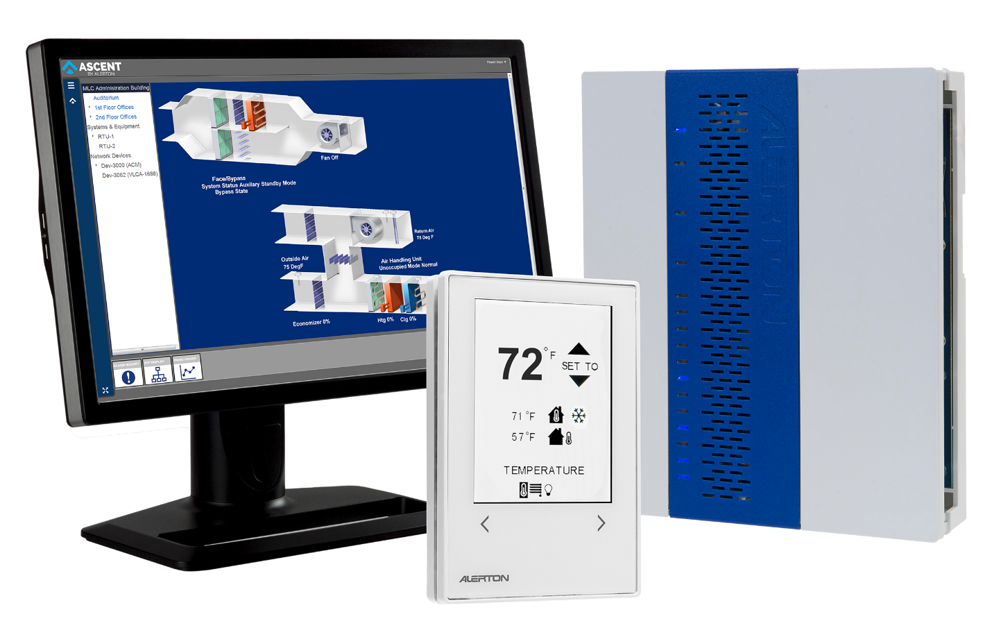 HVAC system controls