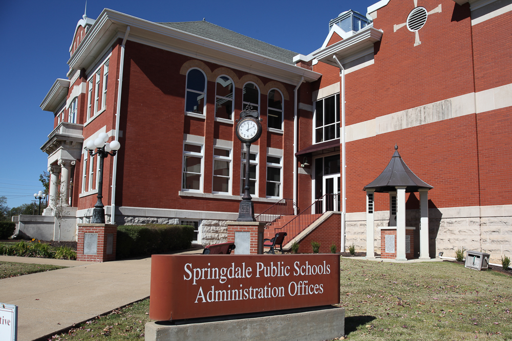 Springdale Schools Administration Offices, Springdale, Arkansas