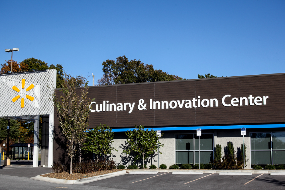 Wal-Mart Culinary & Innovation Center, Bentonville, Arkansas
