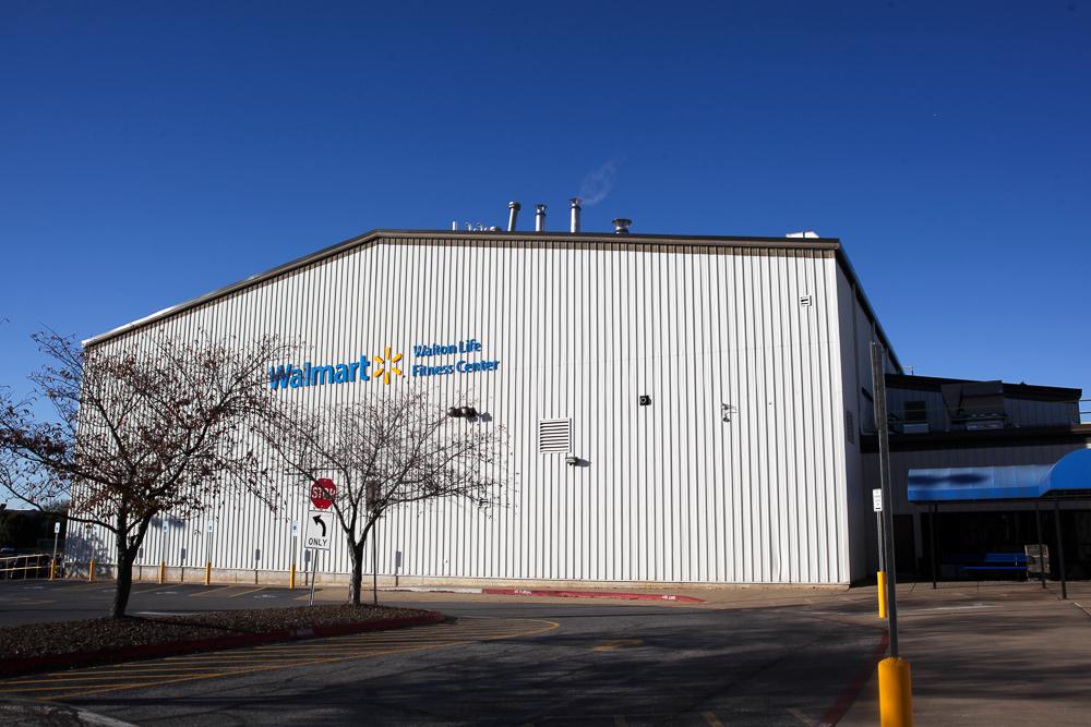 Wal-Mart Fitness, Bentonville, Arkansas