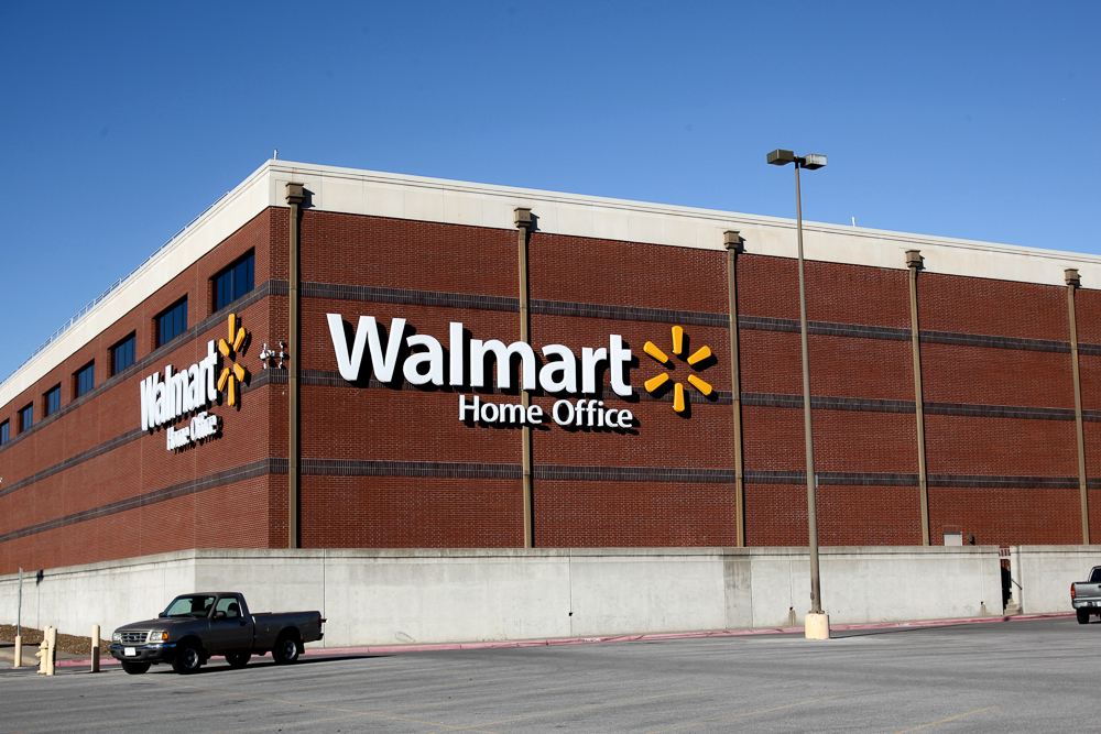 Wal-Mart Home Office, Bentonville, Arkansas