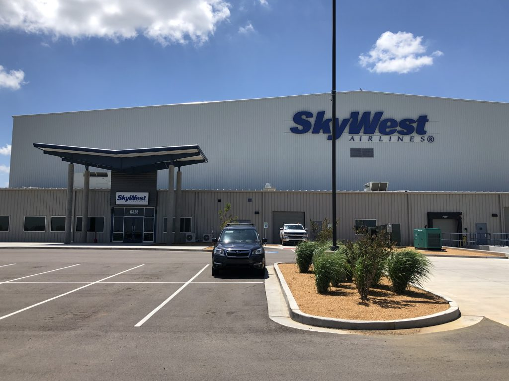 Skywest Airlines, Oklahoma City (Will Rogers International Airport)